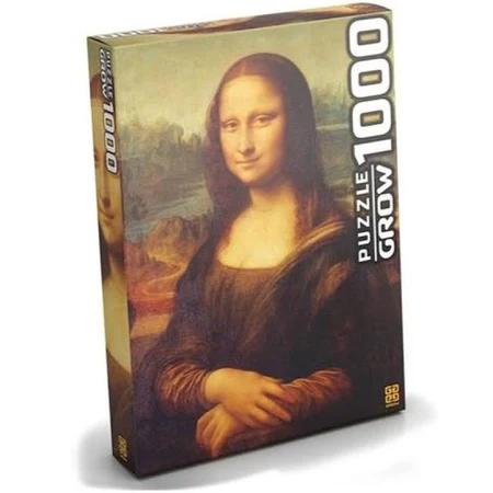 Puzzle Quebra Cabeça Monalisa  1000 Pçs Ref. 3089 Grow