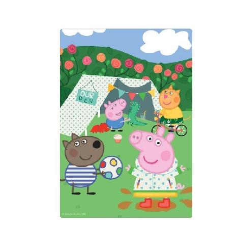 Quebra Cabeça  Grandinho 28 Pcs Peppa Pig Ref.2753 Toyster