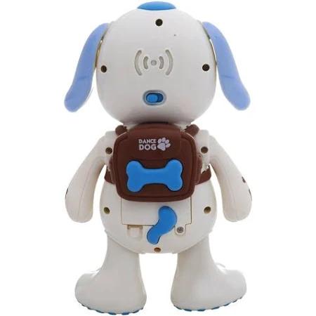 Robô Dancig Dog Com Luz E Som - Dmt5974 Dm Brasil