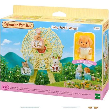 Sylvanian Families Roda Gigante do Bebê - com Acessórios 5333 Epoch Magia