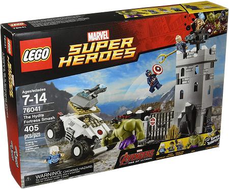 The Hydra Fortress Smash Ref. 76041