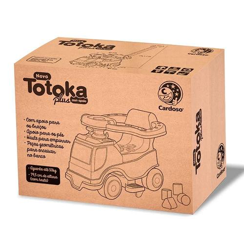 Totoka Plus Galinha Pintadinha - 6004 Cardoso