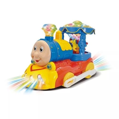 Trenzinho Carrossel Bate e Volta Dmt5107 Dm Brasil
