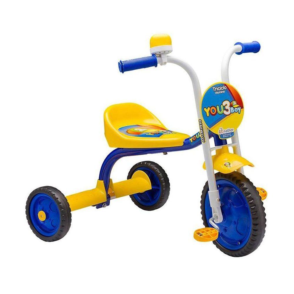 Triciclo You 3 Boy - Nathor