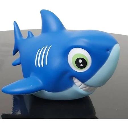 Tubarão De Vinil Family Shark Azul - R215 Cometa