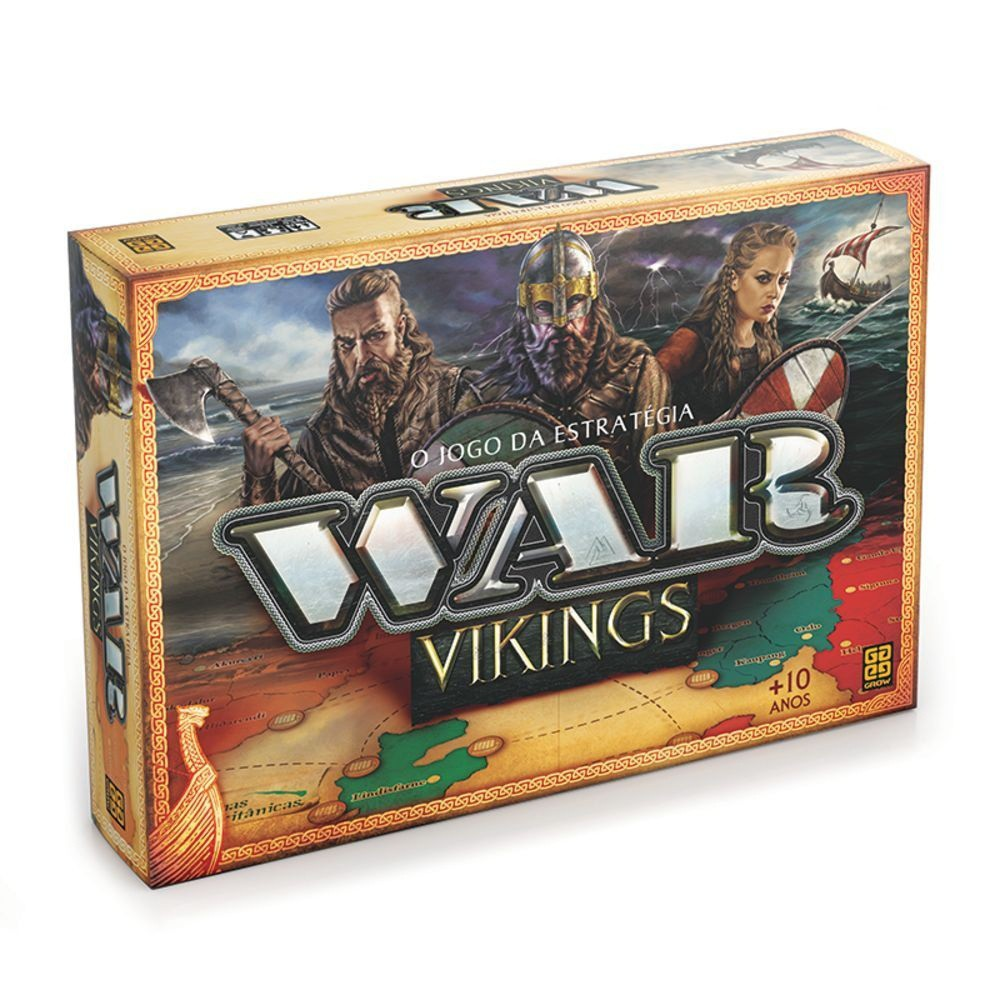 War Vikings Ref.3450 Grow
