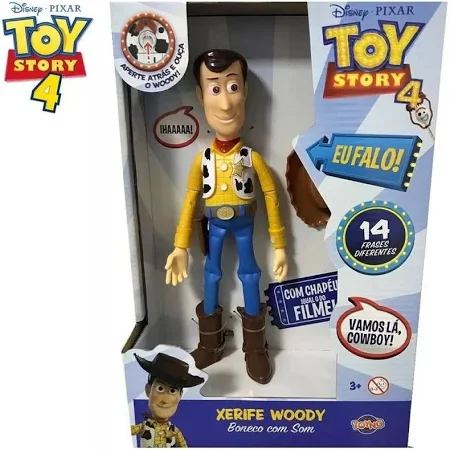 Woody Com Som Ref.038191 Toyng