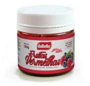 Pasta Saborizante daBella Puro Sabor - Frutas Vermelhas