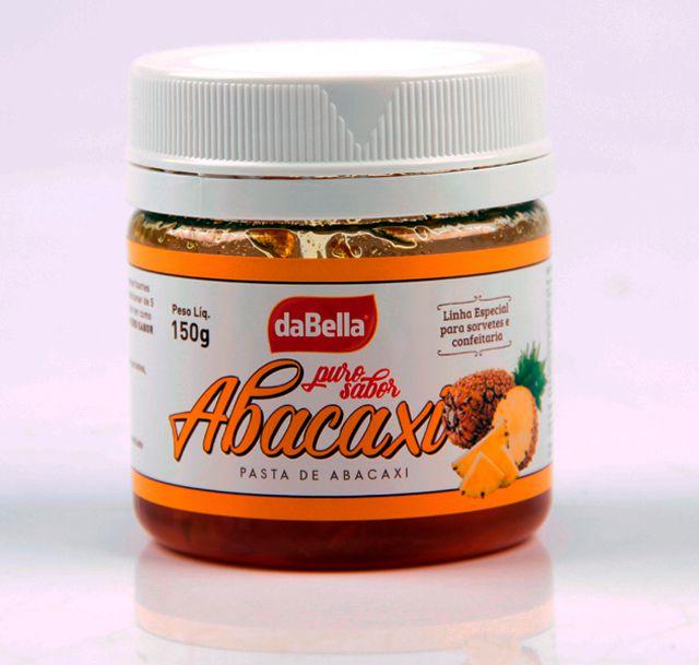 Pasta Saborizante daBELLA Puro Sabor - Abacaxi