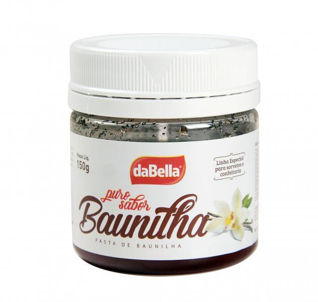 Pasta Saborizante daBELLA Puro Sabor - Baunilha