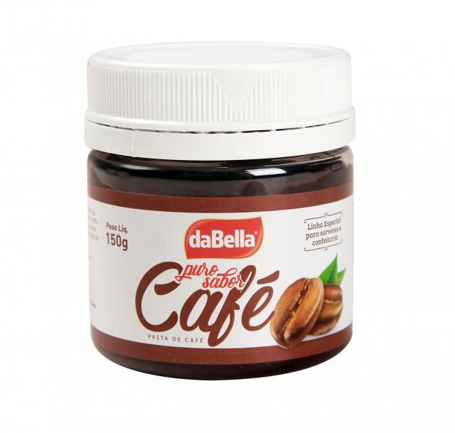 Pasta Saborizante daBELLA Puro Sabor - Café