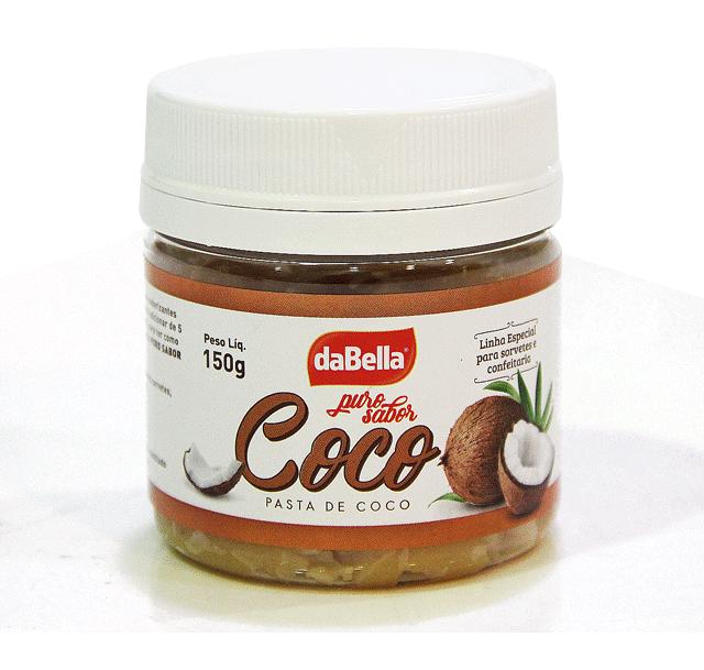 Pasta Saborizante daBELLA Puro Sabor - Coco