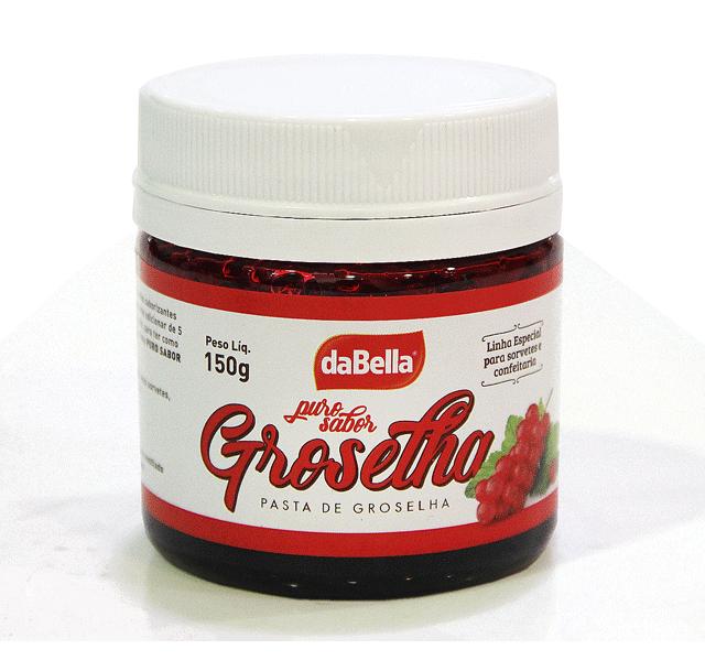 Pasta Saborizante daBELLA Puro Sabor - Groselha