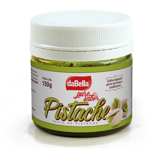 Pasta Saborizante daBELLA Puro Sabor - Pistache