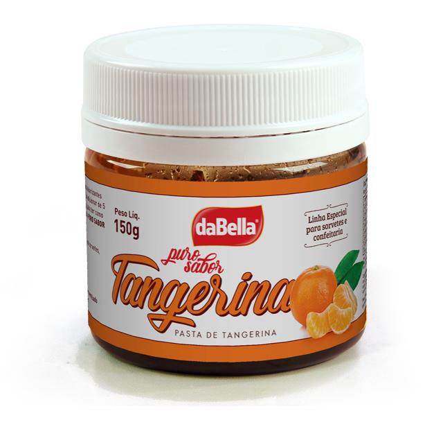 Pasta Saborizante daBELLA Puro Sabor - Tangerina