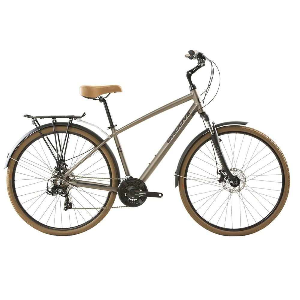 Bicicleta Groove Blues HD 21v