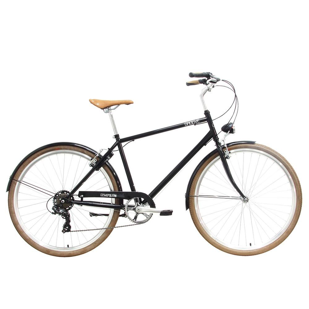 Bicicleta Groove Cosmopolitan 7v