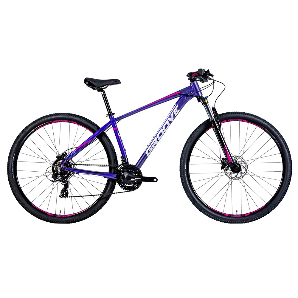 Bicicleta Groove Indie 10 21v