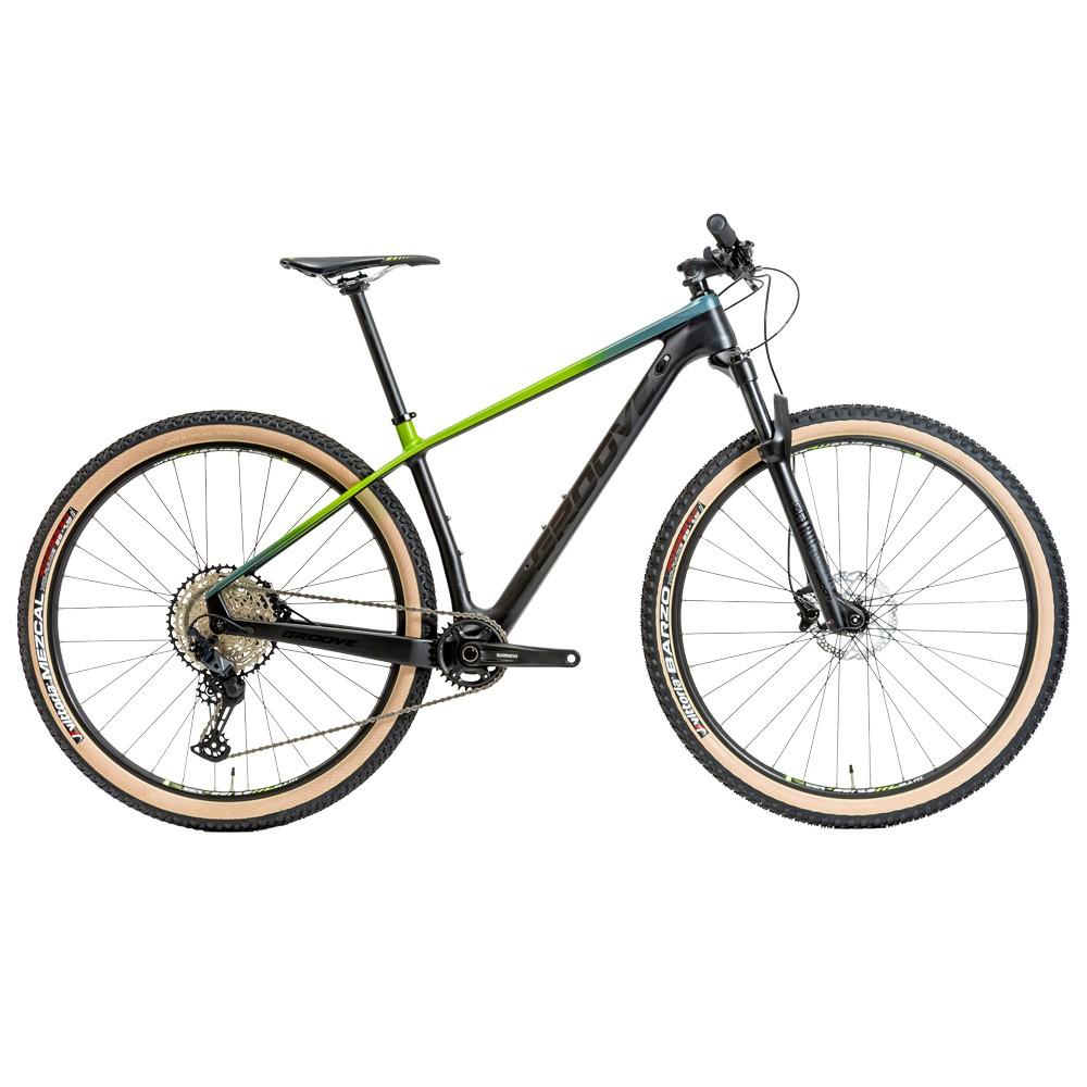 Bicicleta Groove Rhythm Carbon 5 12v