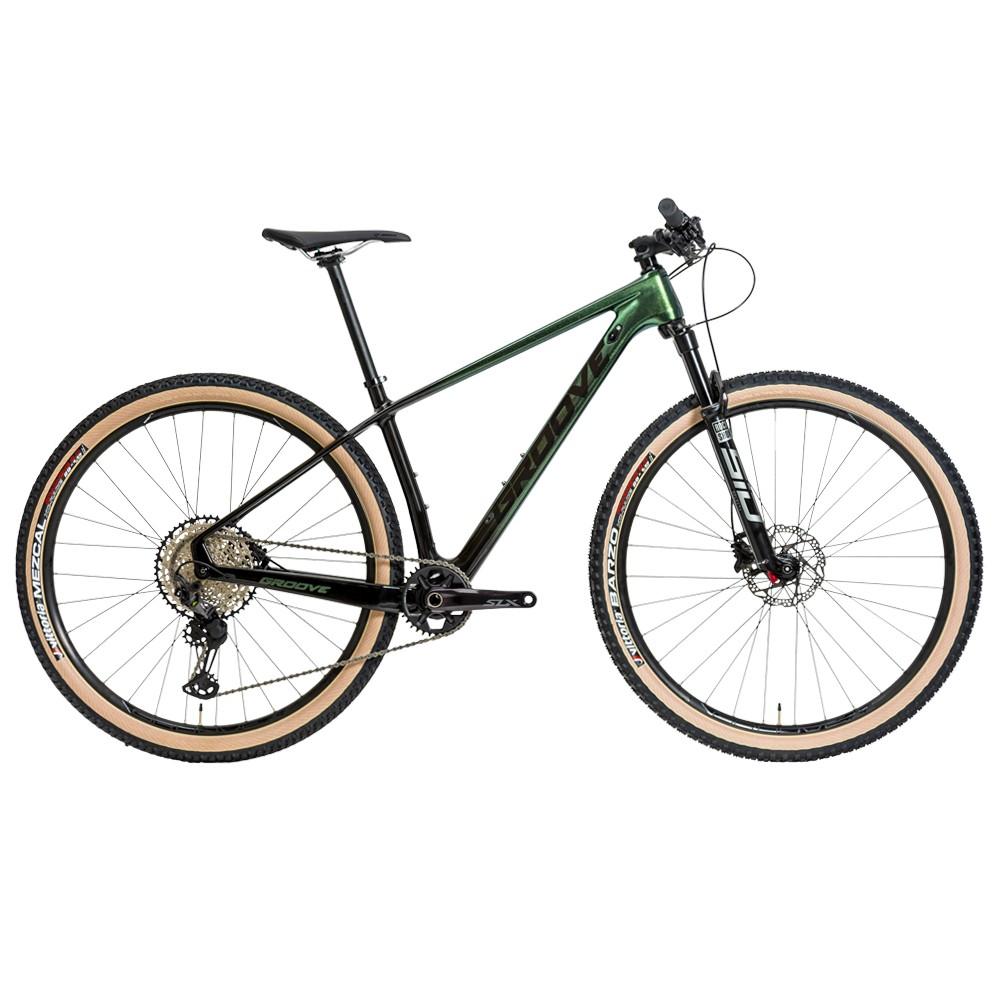 Bicicleta Groove Rhythm Carbon 7 12v