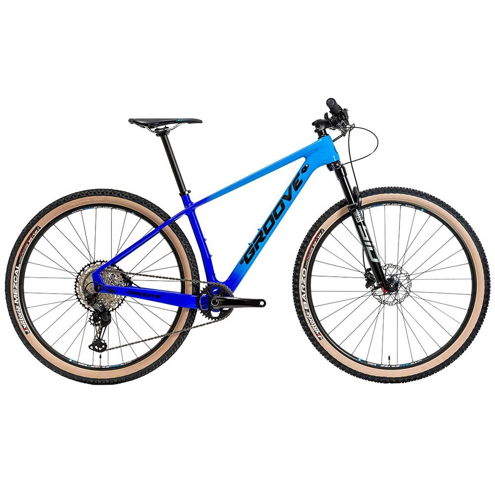 Bicicleta Groove Rhythm Carbon 9 12v