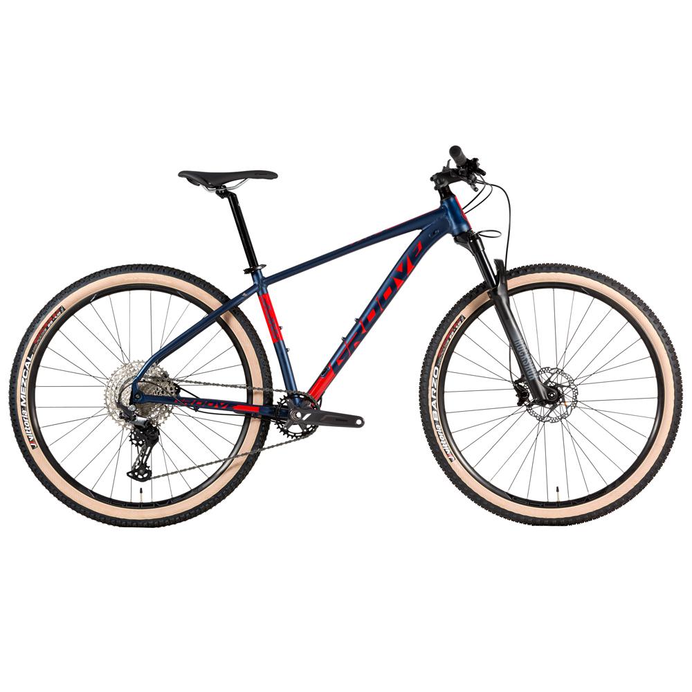 Bicicleta Groove Riff 70 12v Deore
