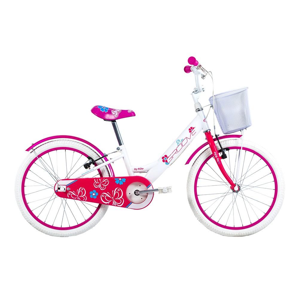 Bicicleta infantil Groove My Bike 20