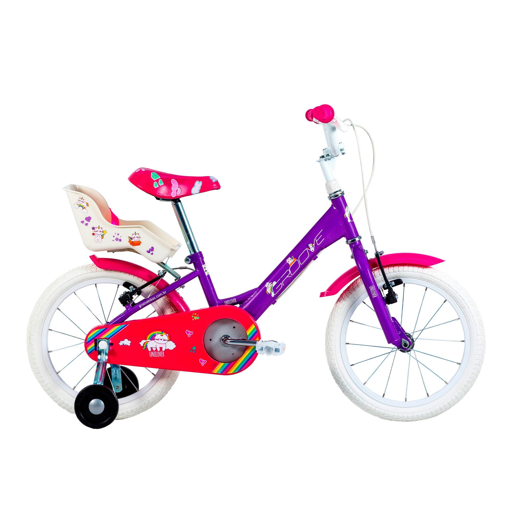 Bicicleta infantil Groove Unilover 16