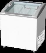 Freezer Horizontal p/ Sorvete 201L Inclinado - Fricon