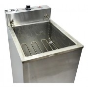 Fritador Eletrico Agua e Óleo FCS-26 110v Gabinete - stevan Metal