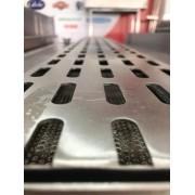 Ralo Grelha Inox 1,5m - Fritomaq