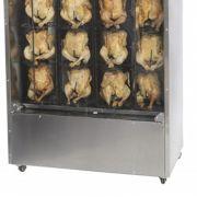 Assador de frango a gás 20 frangos Vertical - Venâncio