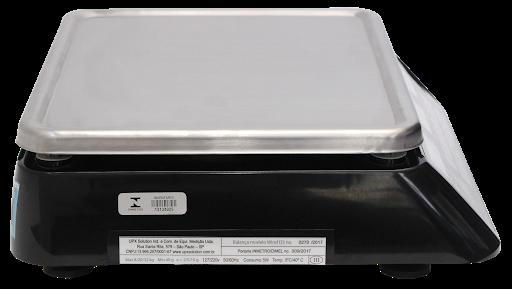 Balança Wind D3 32kg Preta Com impressora - Upx Solution