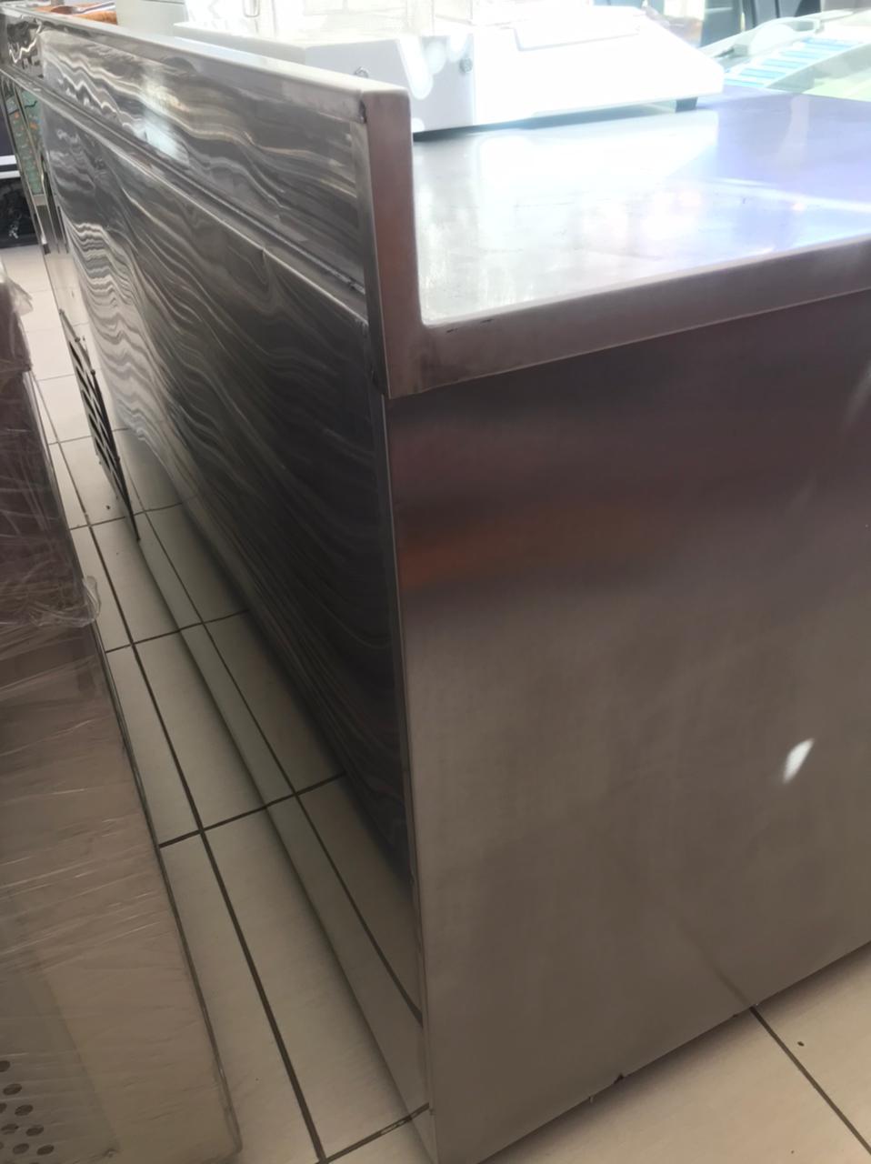 Balcão de Encosto Refrigerado 2,0mt - Promaq