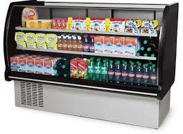 Balcão Refrigerado 2 Placas Frias Black Classic BRP-110 – Conservex