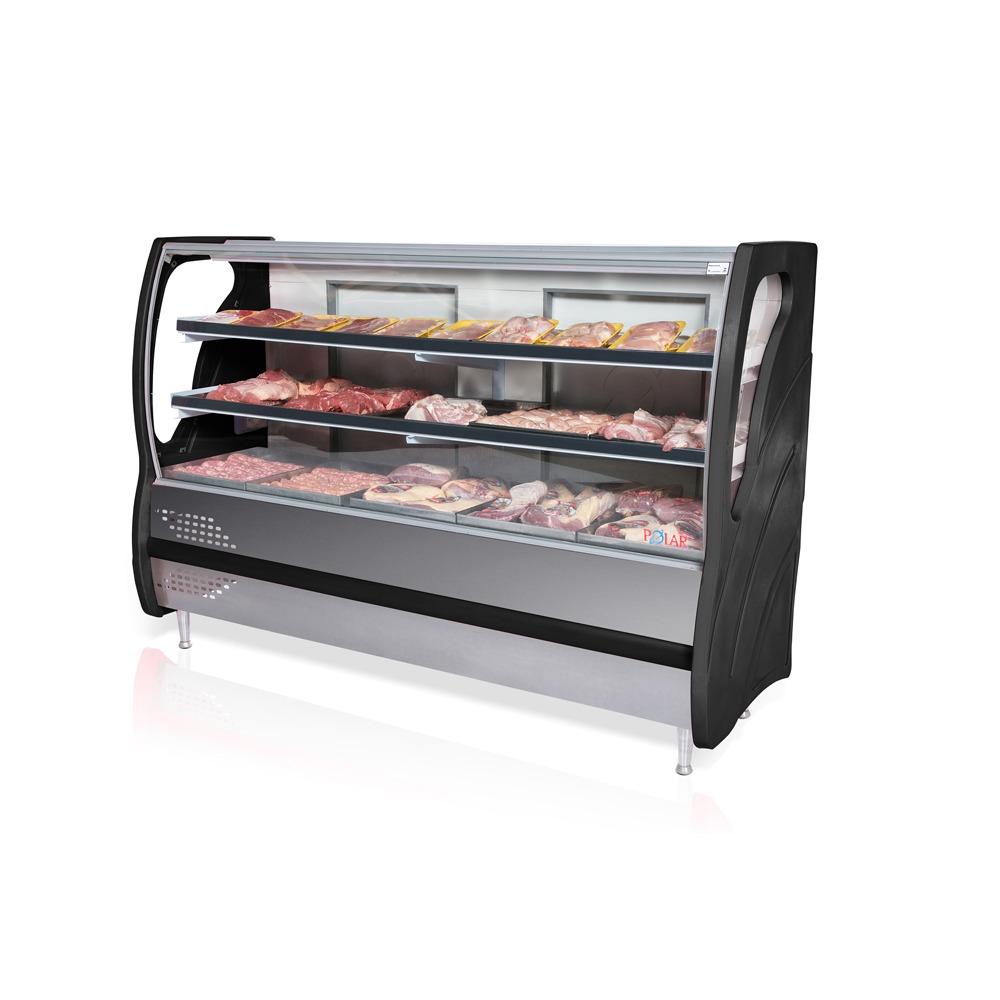 Balcão Refrigerado expositor avícola 1,75m - Polar