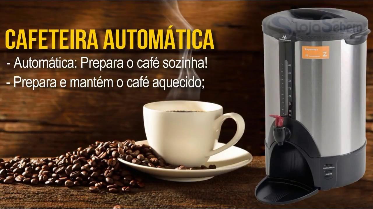 Cafeteira Automática 6L CF1.692 - Marchesoni