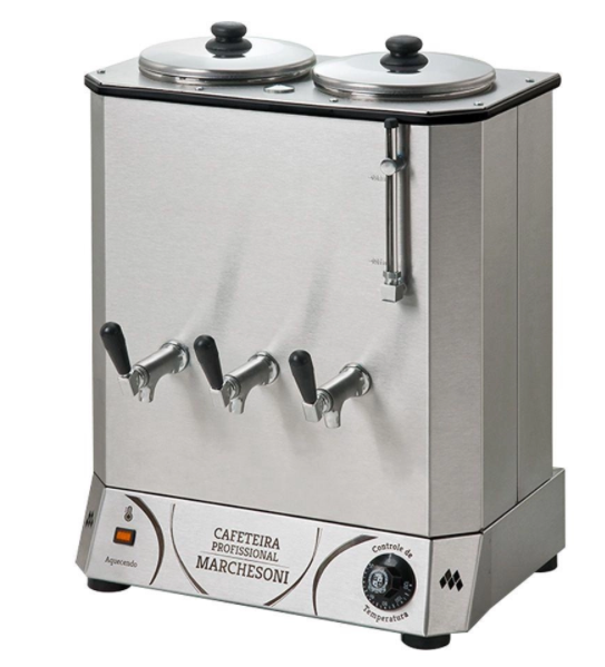 Cafeteira Profissional 8Lts - Marchesoni