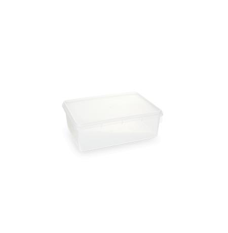 Caixa Plástica Retangular 3,5 Litros - Plasvale