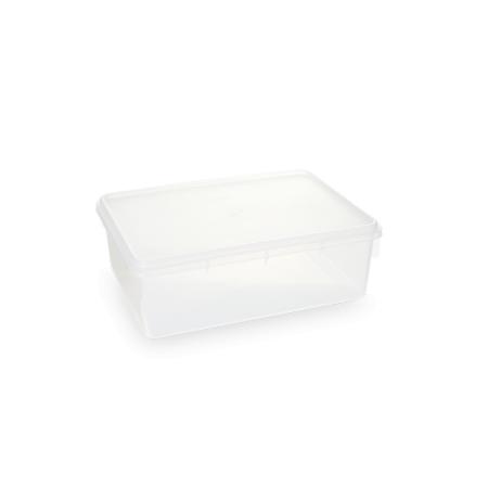 Caixa Plástica Retangular 6,5 Litros - Plasvale