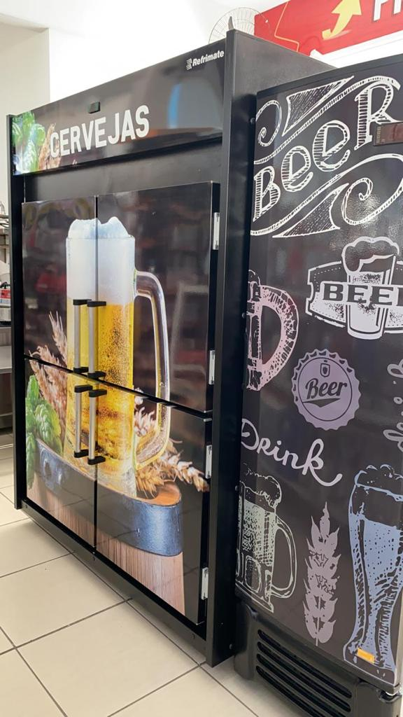 Câmara Cerveja Plus 1800l - Refrimate