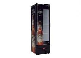 Visa cooler Cervejeira Vertical Slim 284 LT 2V000 - Fricon