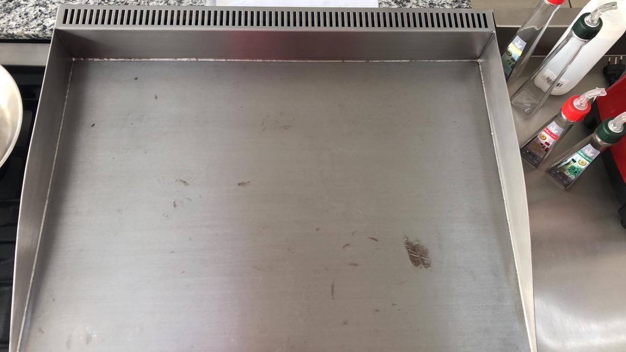 Chapa a Gás 72cm Inox  Modular - Sulfisa