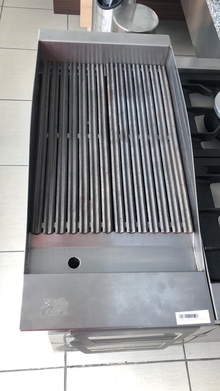 Char Broiler a gás 36cm Inox Modular - Sulfisa