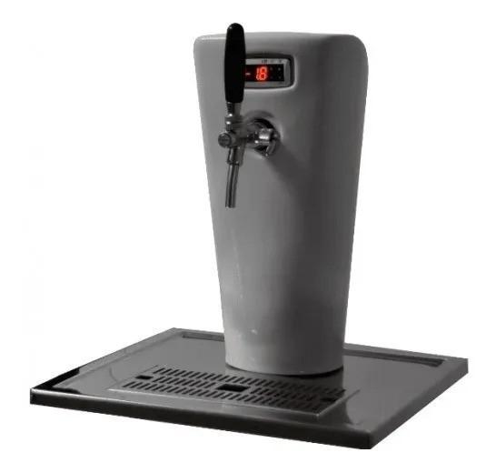 Chopeira de Embutir Torre Preta 220v ColdBeer - Platinum
