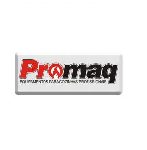 Churrasqueira Refratária Parrilla 1.0mt - Promaq