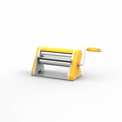 Cilindro Manual Com cortador - Anodilar
