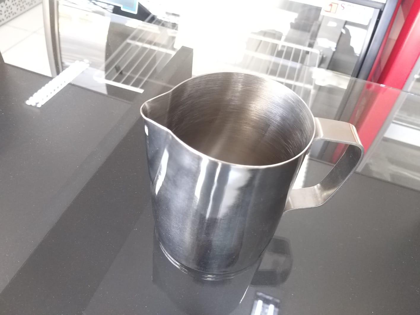 Cremeira inox 600 ml MLK600 KING - Multinox
