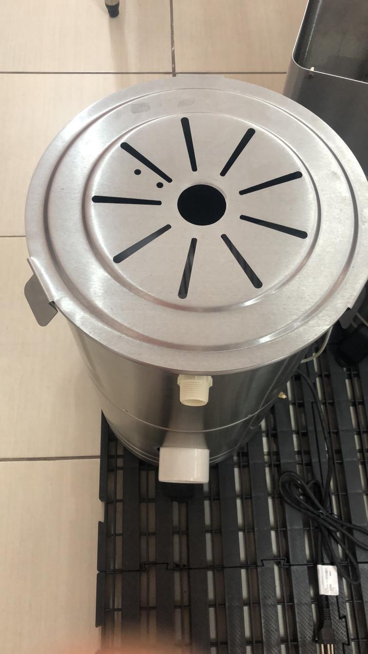 Descascador De Alimentos 220V 6kg DB06N - skymsen