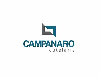 Espátula pponta reta dobrada - Campanaro